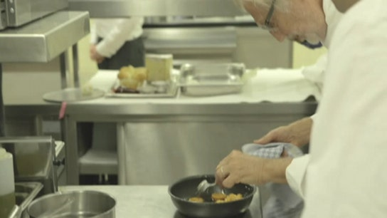 Master Chef Pierre Gagnaire Shares Best Career Advice