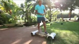 GolfBoard founder Laird Hamilton on his motorized skateboard that replaces the golf cart.