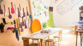 LittleBits founder and CEO Ayah Bdeir on the company and its first retail store opening in New York City.