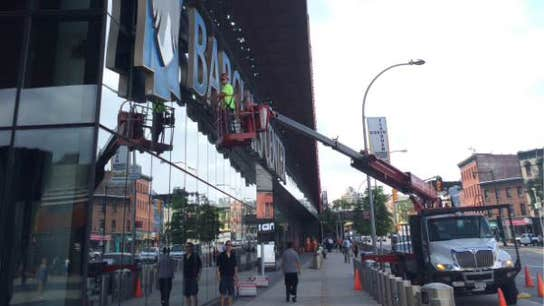 Sign Company Adds Style to Major New York City Landmarks
