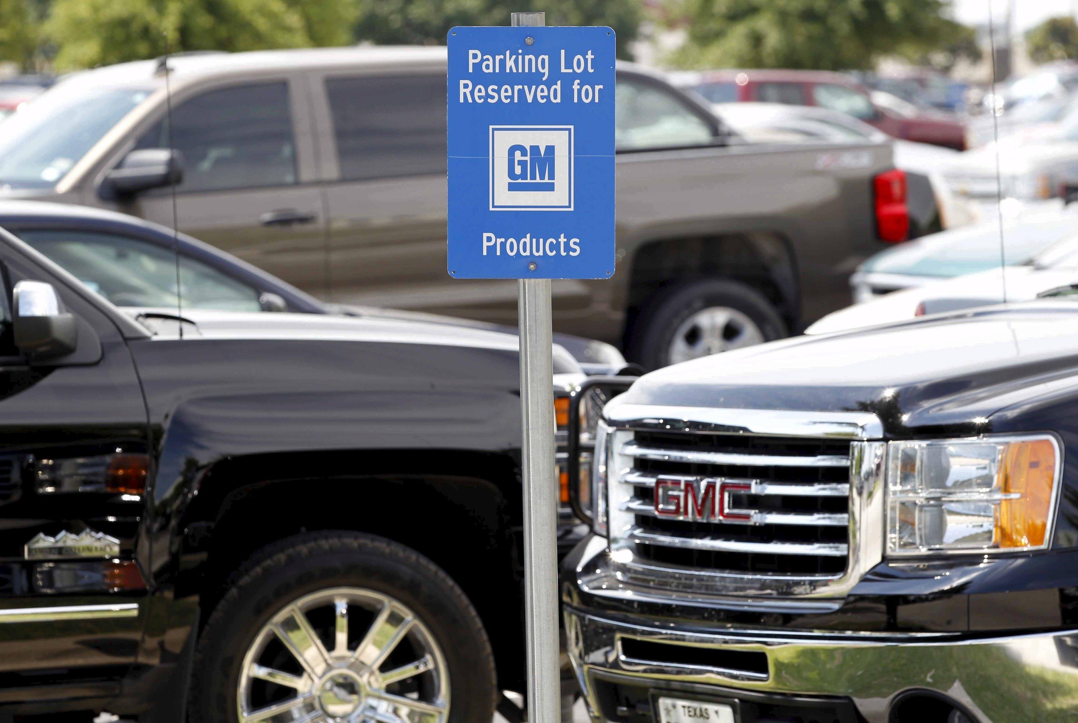 Gm kicks suv production into high gear amid scorching for General motors suvs 2015