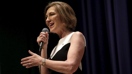 Carly Fiorina:  Now is the Time to Put Pressure on China in All Kinds of Ways