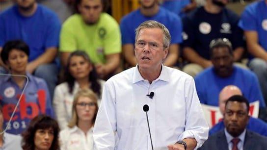 Jeb Bush Unveils Simplified Tax Plan