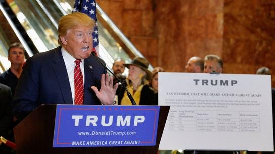Trump Unveils Tax Plan, Zero Percent for Millions