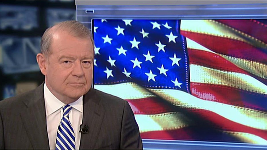 Stuart Varney: Honored to be an American