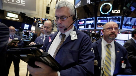 Dow Loses 200-Point Gain, Settles 75 Points Lower