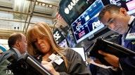 U.S. Markets Continue Slide, Oil Settles Under $30