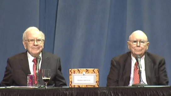 Warren Buffett kicks off his widely attended annual meeting