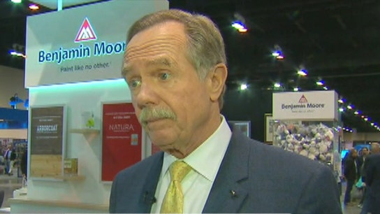 Benjamin Moore CEO weighs in on the U.S. housing market
