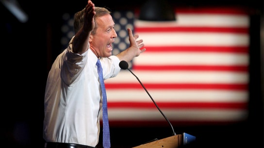 Fmr. Gov. O'Malley Outraged Americans Shrugging off DNC Hack