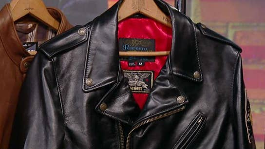 The family-owned business that set the standard for leather jackets