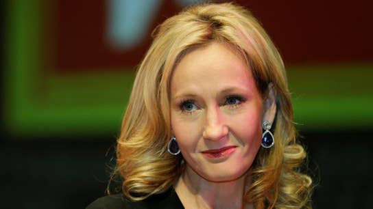 'Harry Potter' author JK Rowling sues assistant for shopping spree
