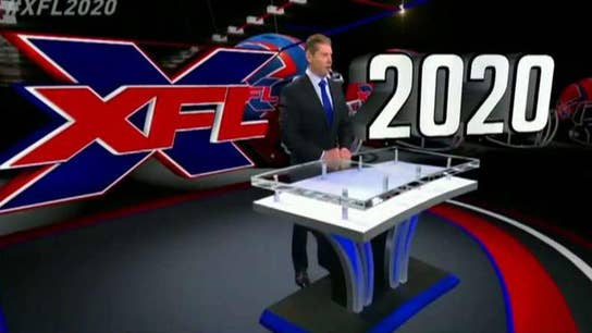 XFL huddles up for team names and logos unveiling
