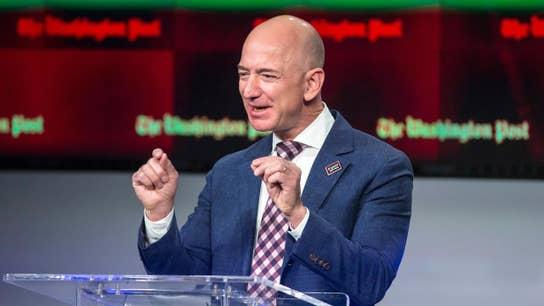 Jeff Bezos funds Blue Origin with $1B in Amazon stock per year