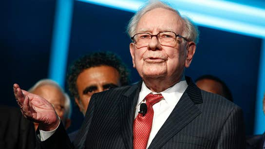 Warren Buffett donates $3.4B to charity