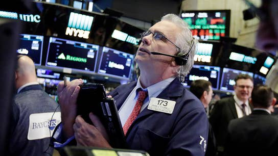 US stock market lower amid US-EU trade tensions
