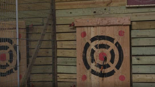 How Stumpy's turned hatchet-throwing into a fast-growing business
