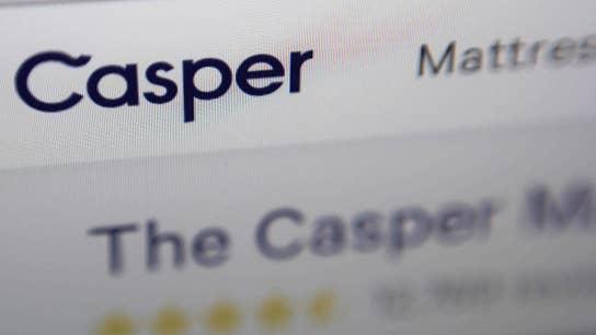 Casper plans to open 200 brick-and-mortar stores in North America