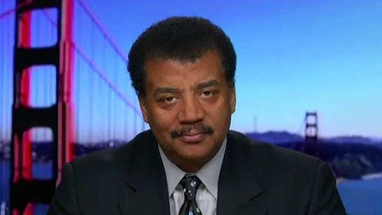 Neil deGrasse Tyson: First trillionaire will exploit space resources