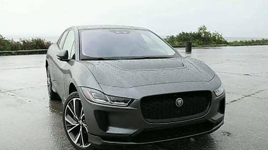 Jaguar puts Tesla on notice with new electric SUV