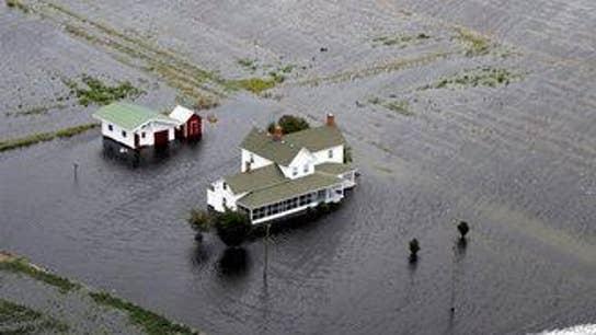 Hurricane Florence exposes gaps in flood insurance