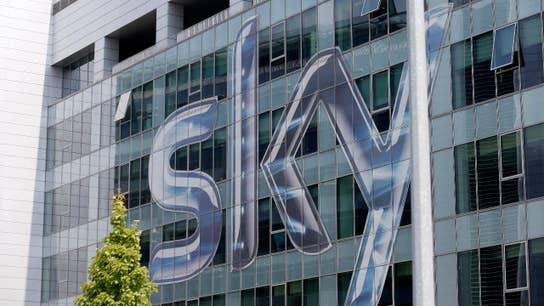 Comcast shares fall after $40B bid to buy Sky stake