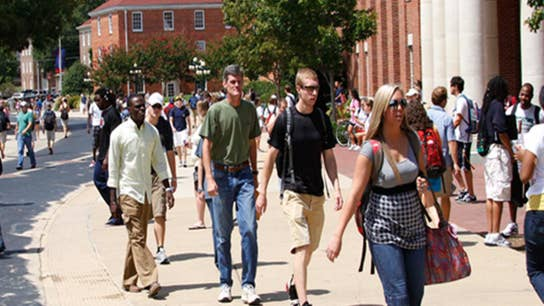 Free speech on college campuses under attack