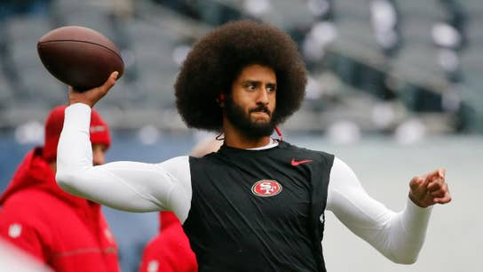 Nike's Colin Kaepernick jersey sells out just hours after release