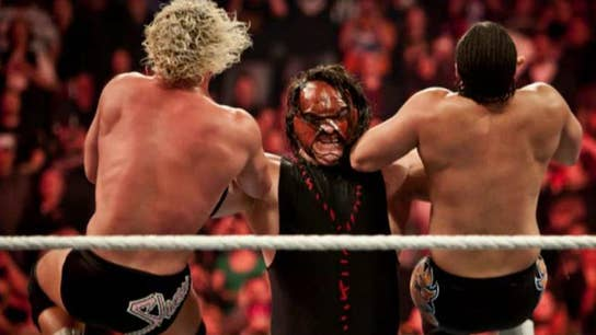 WWE's 'Kane' returns to the ring after winning Tennessee election