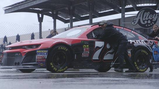 NASCAR Cup Series race team is a family affair