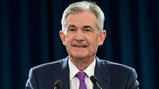 Trump takes aim at Fed Chairman Jerome Powell