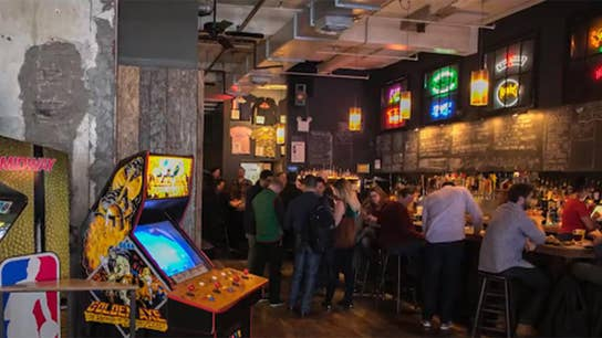 Barcade: A business model that offers something old, something new and something boozy