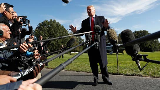 Trump wants more 'decorum' from reporters