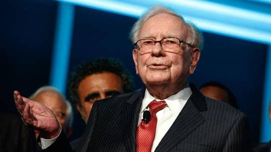 Warren Buffett's Berkshire Hathaway bets more on banks