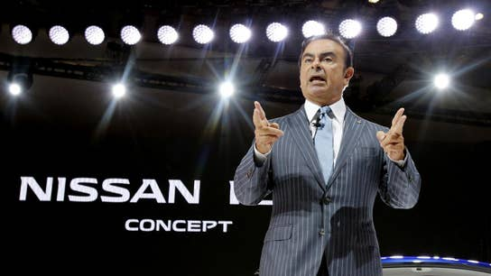Nissan's Carlos Ghosn arrested: report