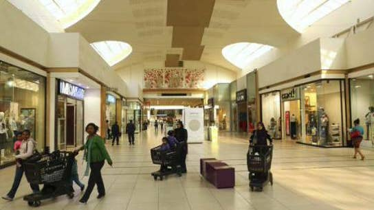 With the demise of department stores what will happen to malls?