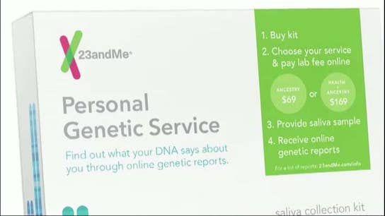 23andMe under fire over breast cancer screening test