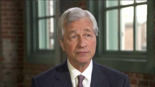 JPMorgan's Dimon not seeing a recession in next couple years