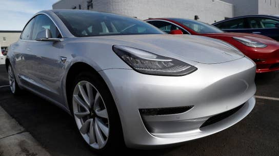 Concerns Tesla's cache is diminishing as competition mounts