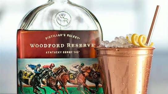 Woodford Reserve Distiller on Kentucky Derby's signature mint julep cocktail