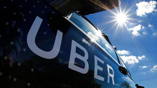 Uber IPO enthusiasm dampened by driver protests?