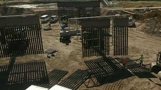 Group says it built border wall faster and cheaper than government
