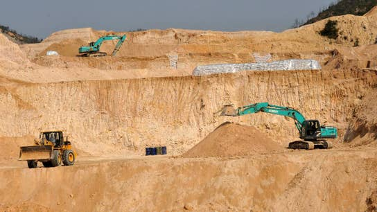 Blue Line CEO on rare earths: The world is dependent on China for these critical materials