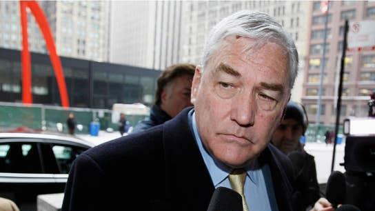 Trump pardons former media tycoon Lord Conrad Black