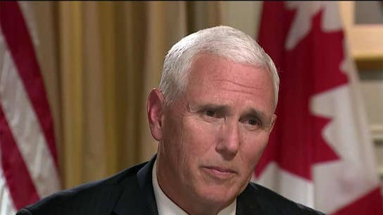 Vice President Pence: Trump is the most pro-life president in American history
