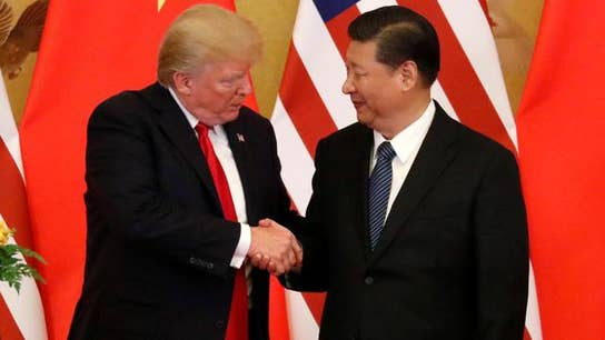 Have to show China we mean business: Rep. Jeff Van Drew