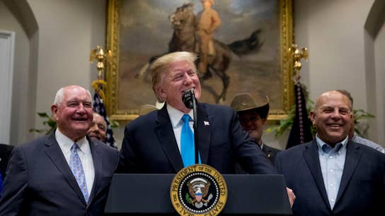 Trump's $16 billion aid program is part of keeping farmers 'in the game': Sen. Hoeven