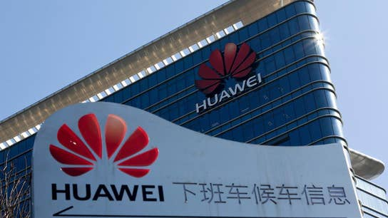 WATCH: Commerce Department may ease restrictions against China's Huawei, report says
