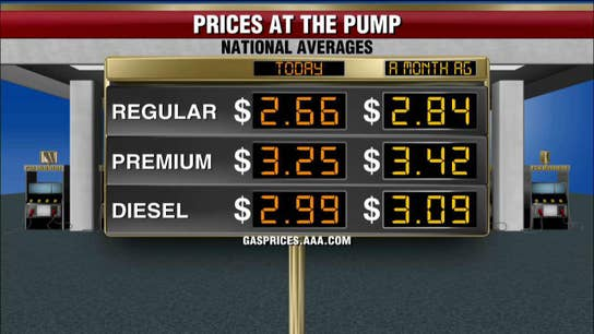Will gas prices rise at the pump this summer?