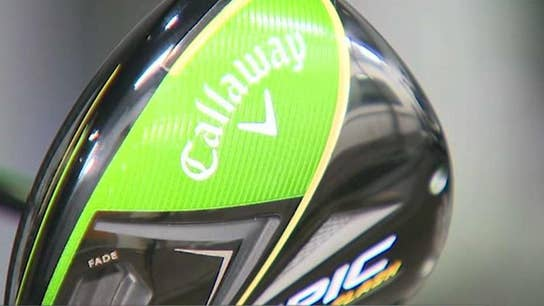 Callaway using AI to design its new clubs